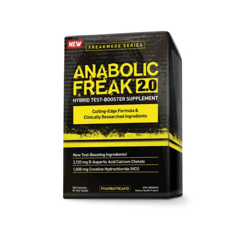 Pharma Freak Anabolic Freak 2.0 180 caps