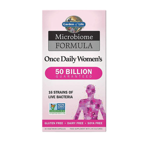 Microbiome Once Daily Men's