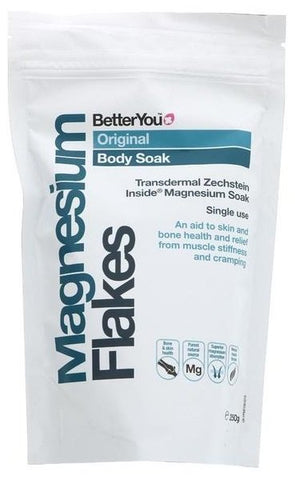 BetterYou Magnesium bath Flakes - 250g