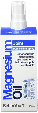 BetterYou Magnesium Oil Joint Spray - 100 ml.