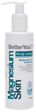 BetterYou Magnesium Skin Body Lotion - 180 ml.