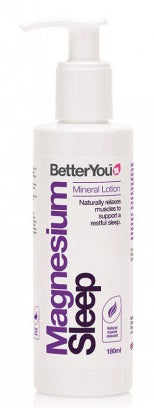 BetterYou Magnesium Sleep Mineral Lotion - 180 ml.
