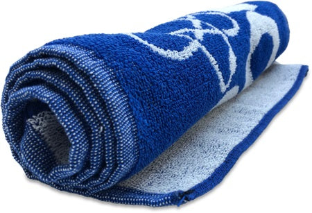 Applied Nutrition Gym Towel Blue