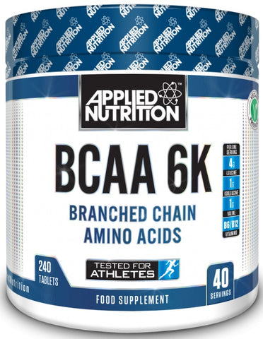 Applied Nutrition BCAA 6K 4:1:1 240 tablets