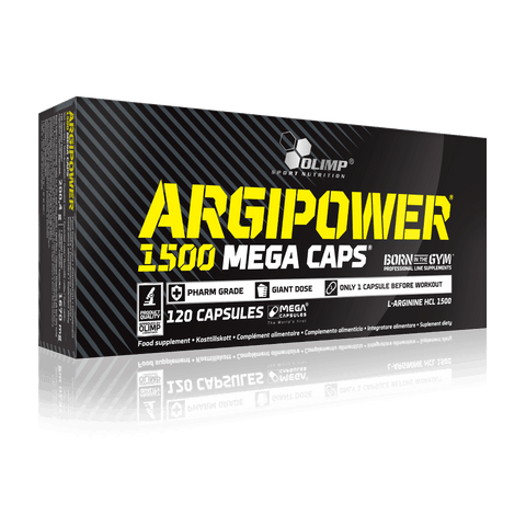 Olimp - Argi Power Mega Caps - 120 caps.