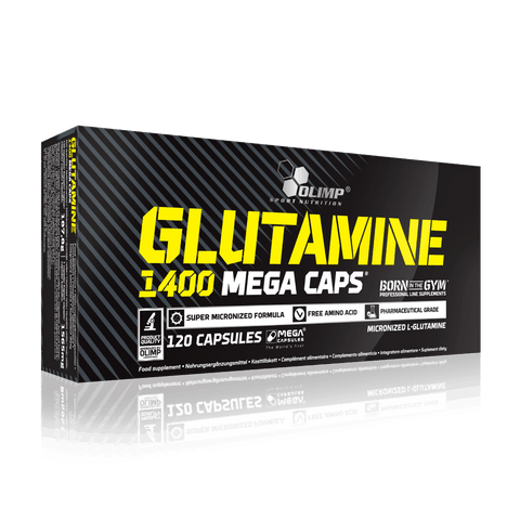Olimp - Glutamine Mega Caps 1400