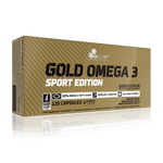Olimp - Gold Omega 3 Sport Edition - 120 caps.