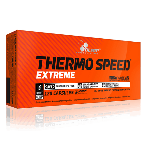 Olimp  Thermo Speed Extreme 120 caps.