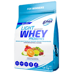 6PAK Nutrition Light Tropicano Whey PRObiotics