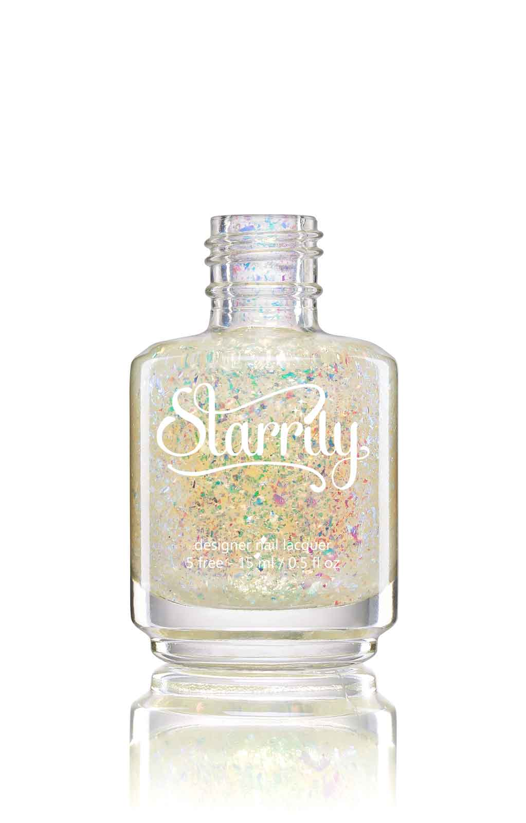 Starrily Alchemy - Amazing color changing iridescent polish, flips from red, green, orange. High quality nail polish. Made in the USA! Cruelty Free and Vegan.