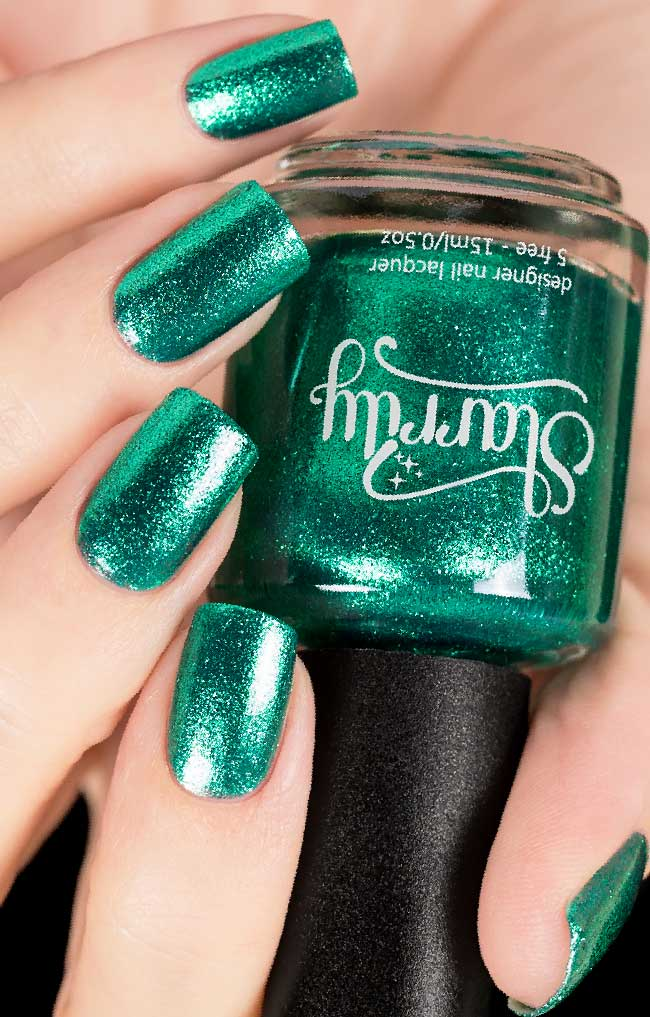 Bellatrix - Green Foil