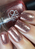 La Vie En Rose by Nailstorming