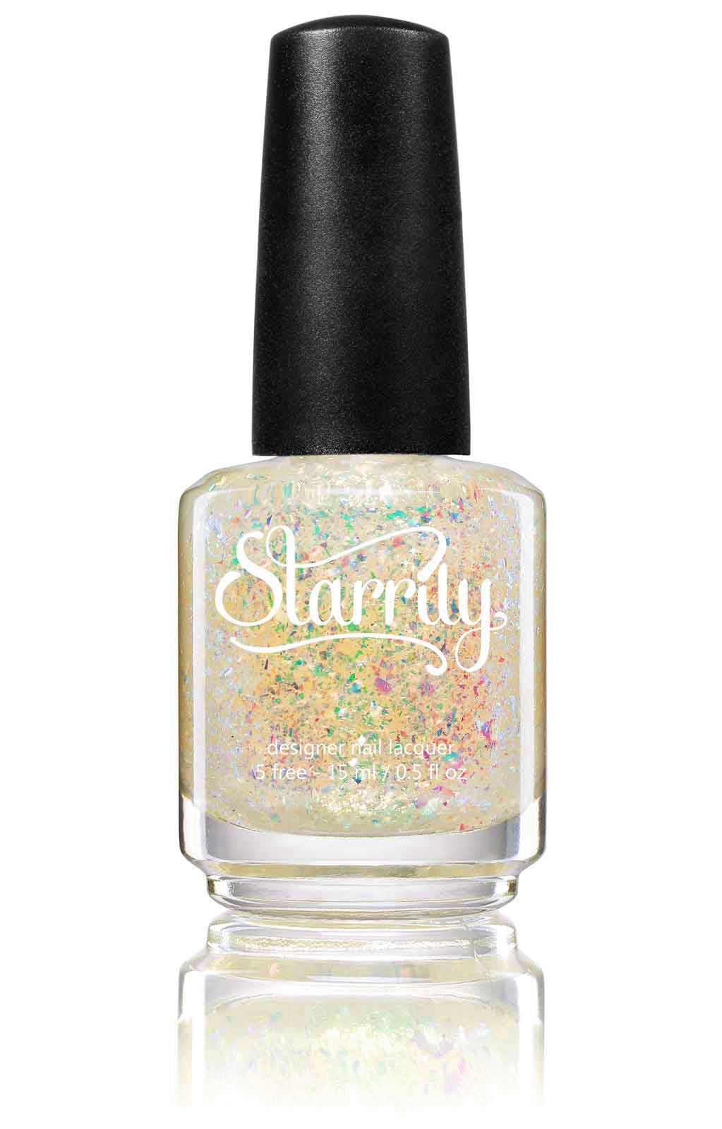Starrily Occult - Colorful Iridescent Flakes Nail Polish - 15 ml