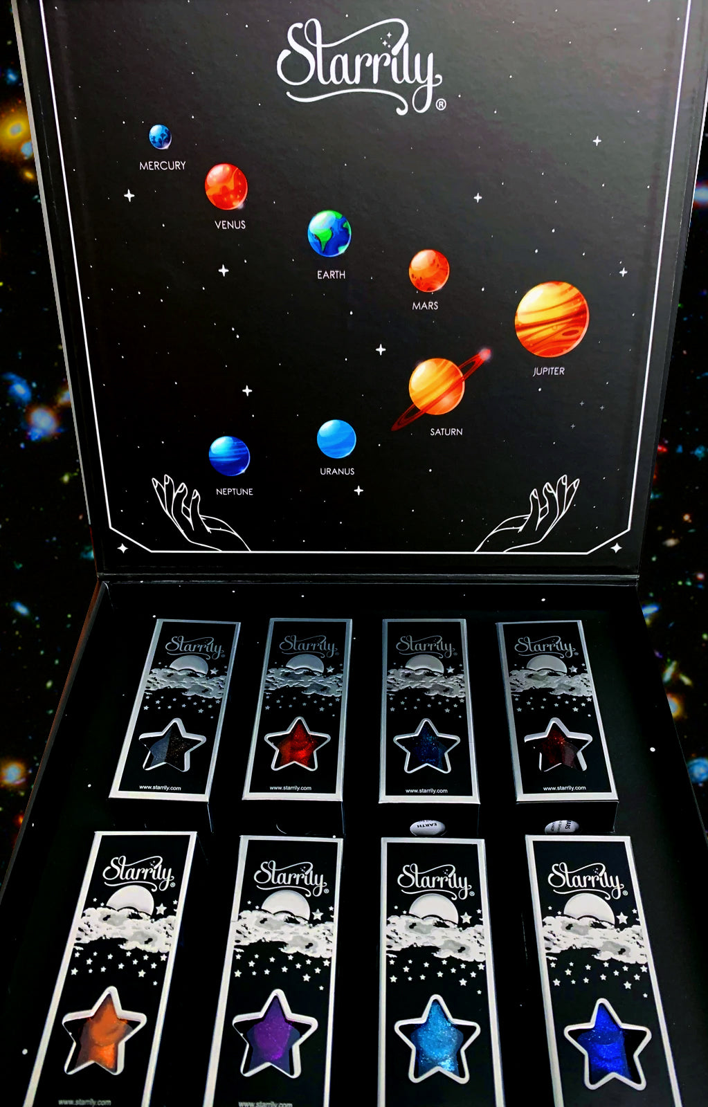 The Planets Gift Set Collection