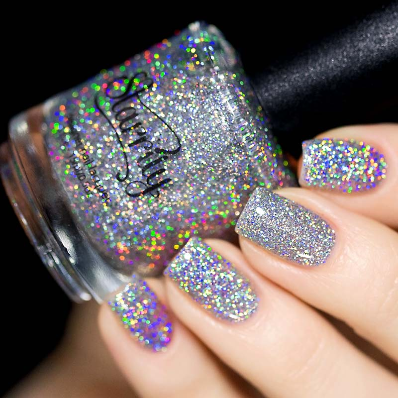 Starrily Ultima - Ultimate Holographic Glitter Nail Polish - 15 ml