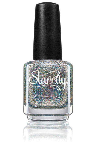 Starrily Ultima Ultimate Holographic Glitter Nail Polish 15 Ml