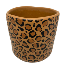 Load image into Gallery viewer, Leopard Cement Planter