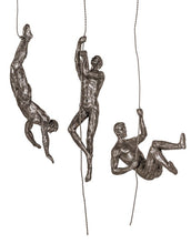 Load image into Gallery viewer, Hanging Rope Wall Men