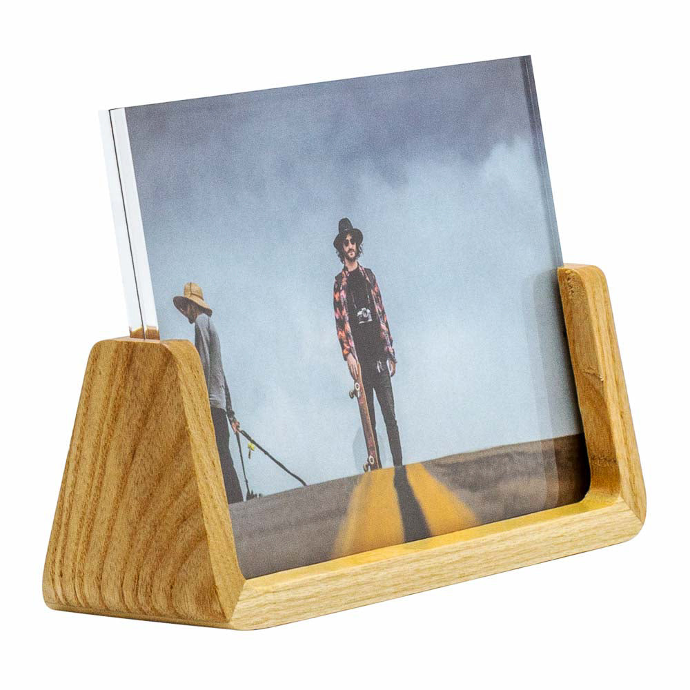 Nordic 6x4 Photo Wooden Base Frame - ad&i