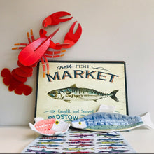 Load image into Gallery viewer, Anouk Multi Coloured Fish Plate - ad&i