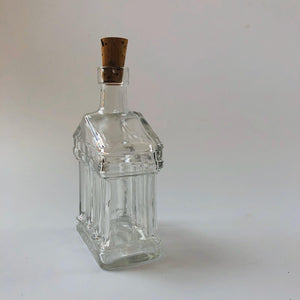 Glass Italian Building Bottles - ad&i