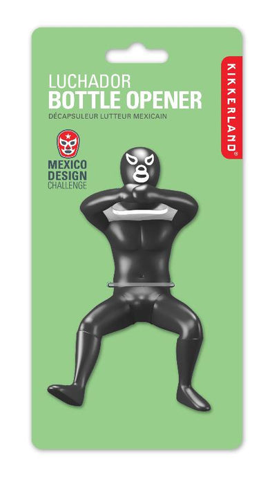 Luchador Novelty Bottle Opener