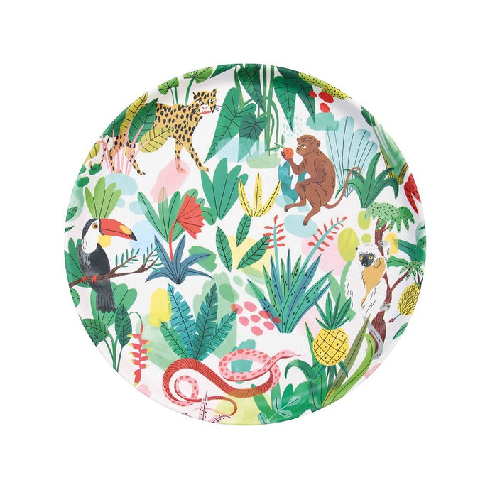 Bodil Jane Tropical Bamboo Tray