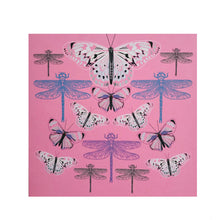 Load image into Gallery viewer, Butterflies and Dragonflies Greeting Card - ad&i