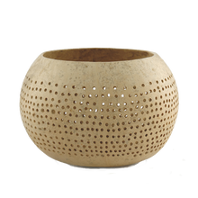 Load image into Gallery viewer, Small Dots Coconut Plant Bowl - ad&i