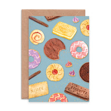 Load image into Gallery viewer, Biscuits Pattern Card - ad&i