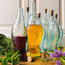 Load image into Gallery viewer, Italian Glass Fish Bottles - ad&i