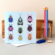 Load image into Gallery viewer, Beautiful Bugs Greeting Card - ad&i