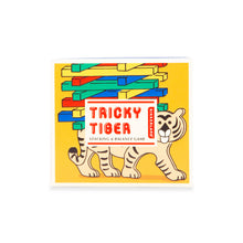 Load image into Gallery viewer, Tricky Tiger Stacking Game