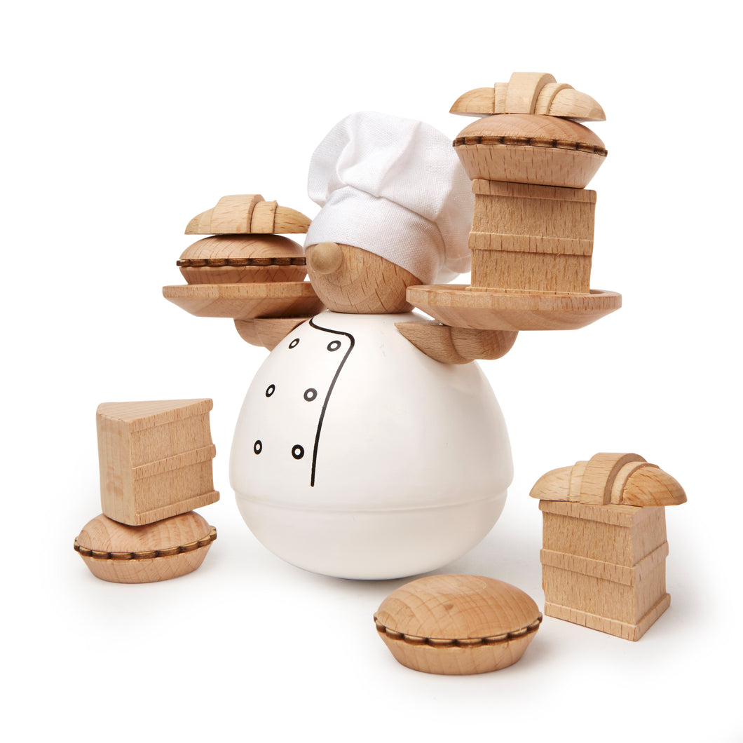 Balance the Baker Stacking Game - ad&i