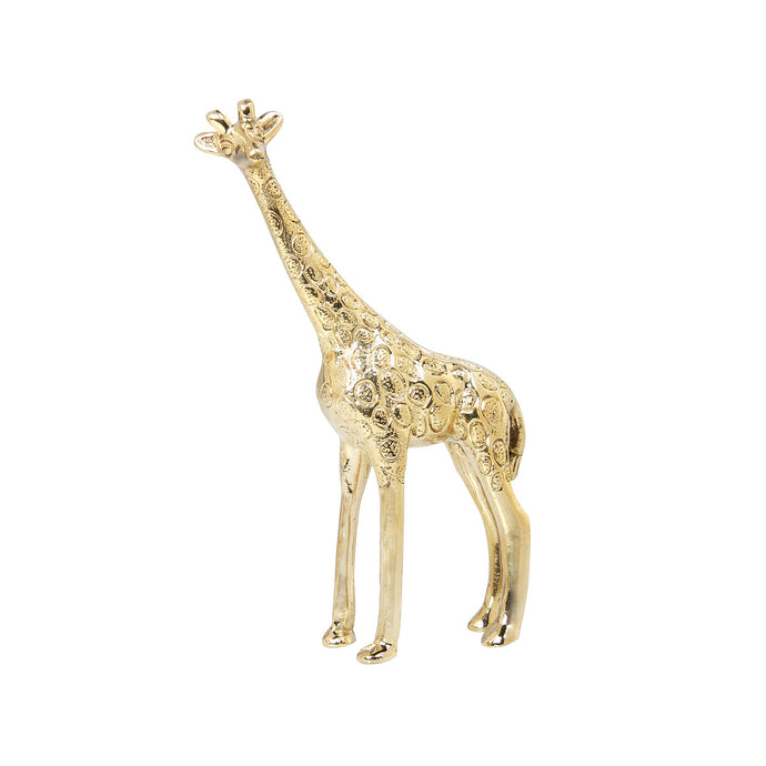 Decorative Brass Giraffe