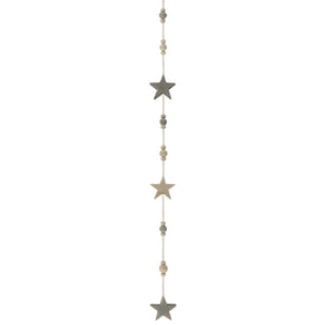 Star and Beads Garland - ad&i