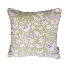 Load image into Gallery viewer, Hedgerow Cotton Cushion