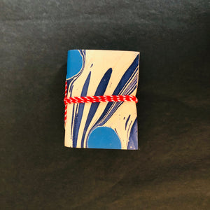 Marble Leather Mini Notebook - ad&i