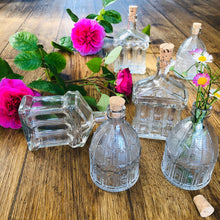 Load image into Gallery viewer, Glass Italian Building Bottles - ad&i