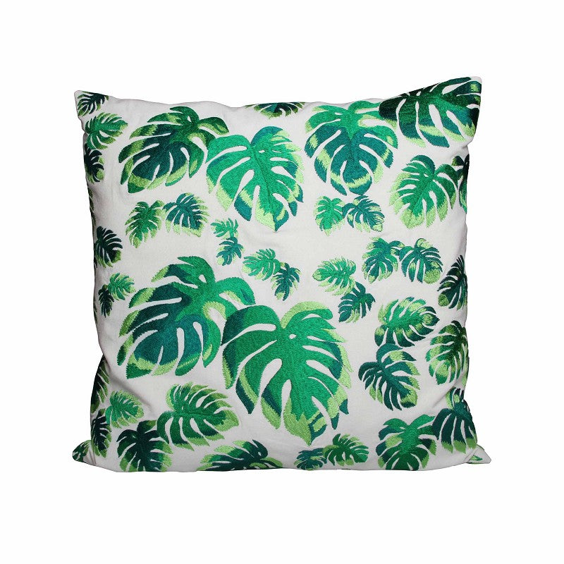 Tropical Leaves Cushion - ad&i
