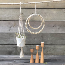Load image into Gallery viewer, Macrame Plant Pot and Holder