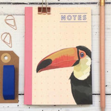 Load image into Gallery viewer, Toucan A6 Notebook - ad&i