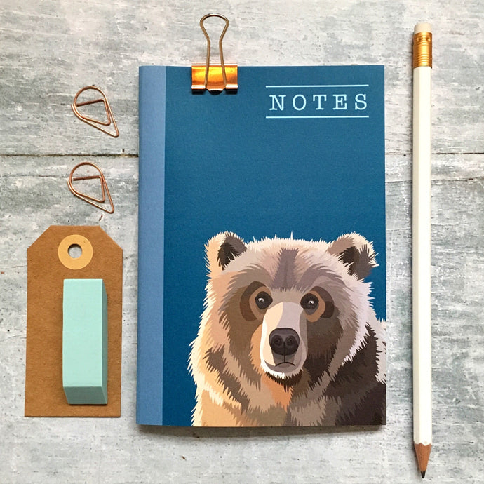 Bear A6 Notebook - ad&i