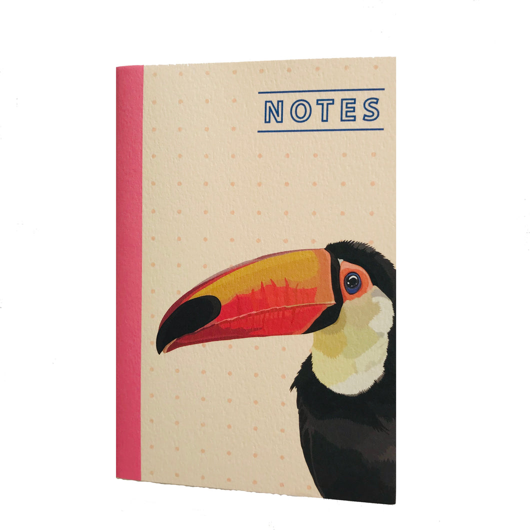 Toucan A6 Notebook