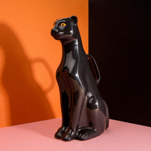 Load image into Gallery viewer, Ceramic Panther Watering Can