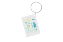 Load image into Gallery viewer, DIY Shrink Drawing Keyring Kit - ad&i
