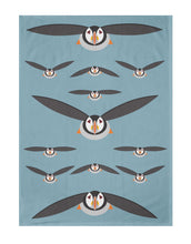 Load image into Gallery viewer, Puffin Tea Towel - ad&i