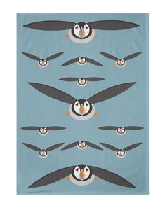Puffin Tea Towel - ad&i