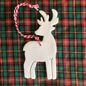 Reindeer Christmas Tree Decoration - ad&i