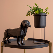 Load image into Gallery viewer, 3D Dachshund Dog Geometric Ornament - ad&i
